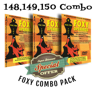 Foxy 0148-0150: The Deadly Scotch Combo