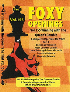 Volume 0155: Winning with the Queen's Gambit Part1