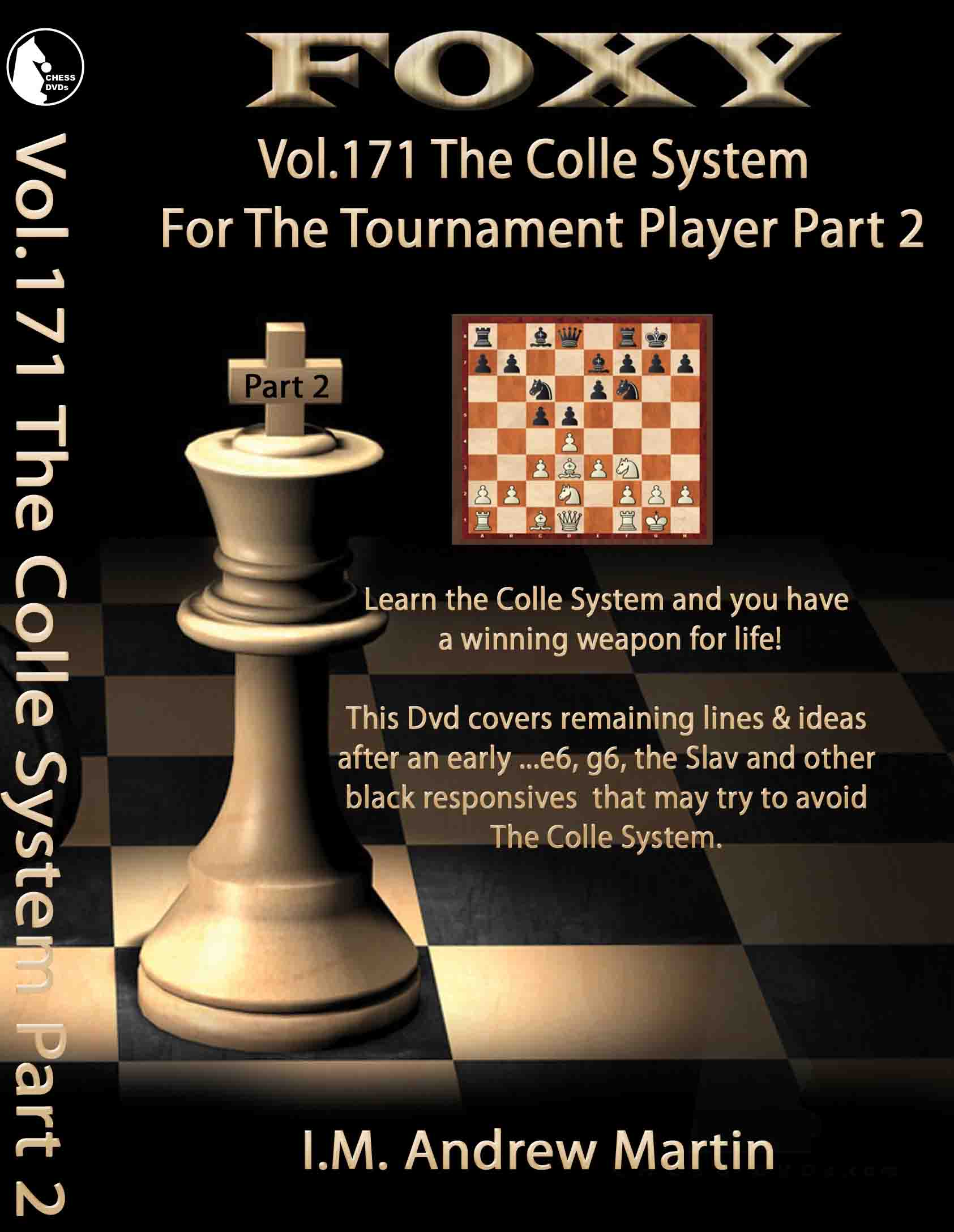 Volume 0171: The Colle System 1