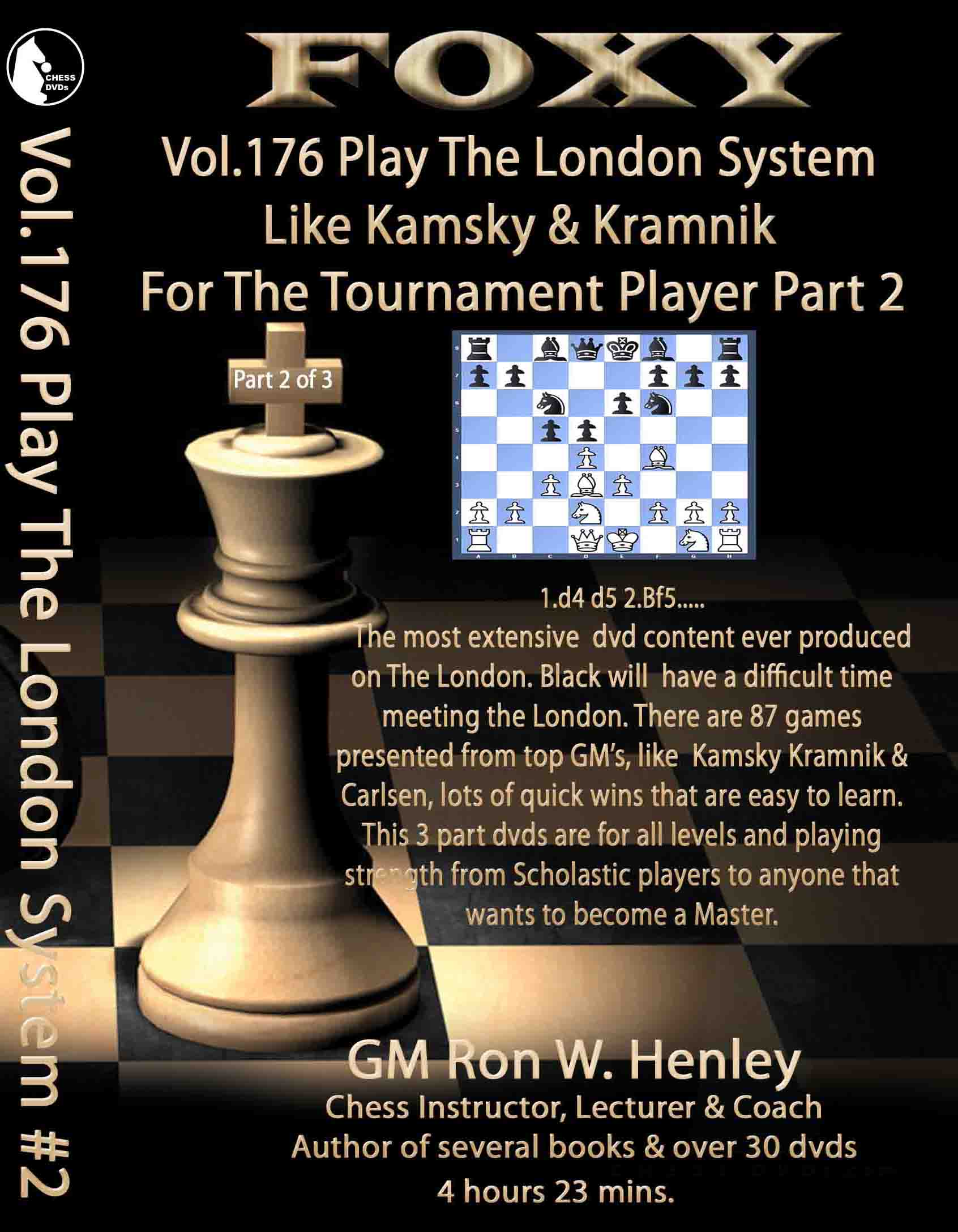 Volume 0176: The London Part 2
