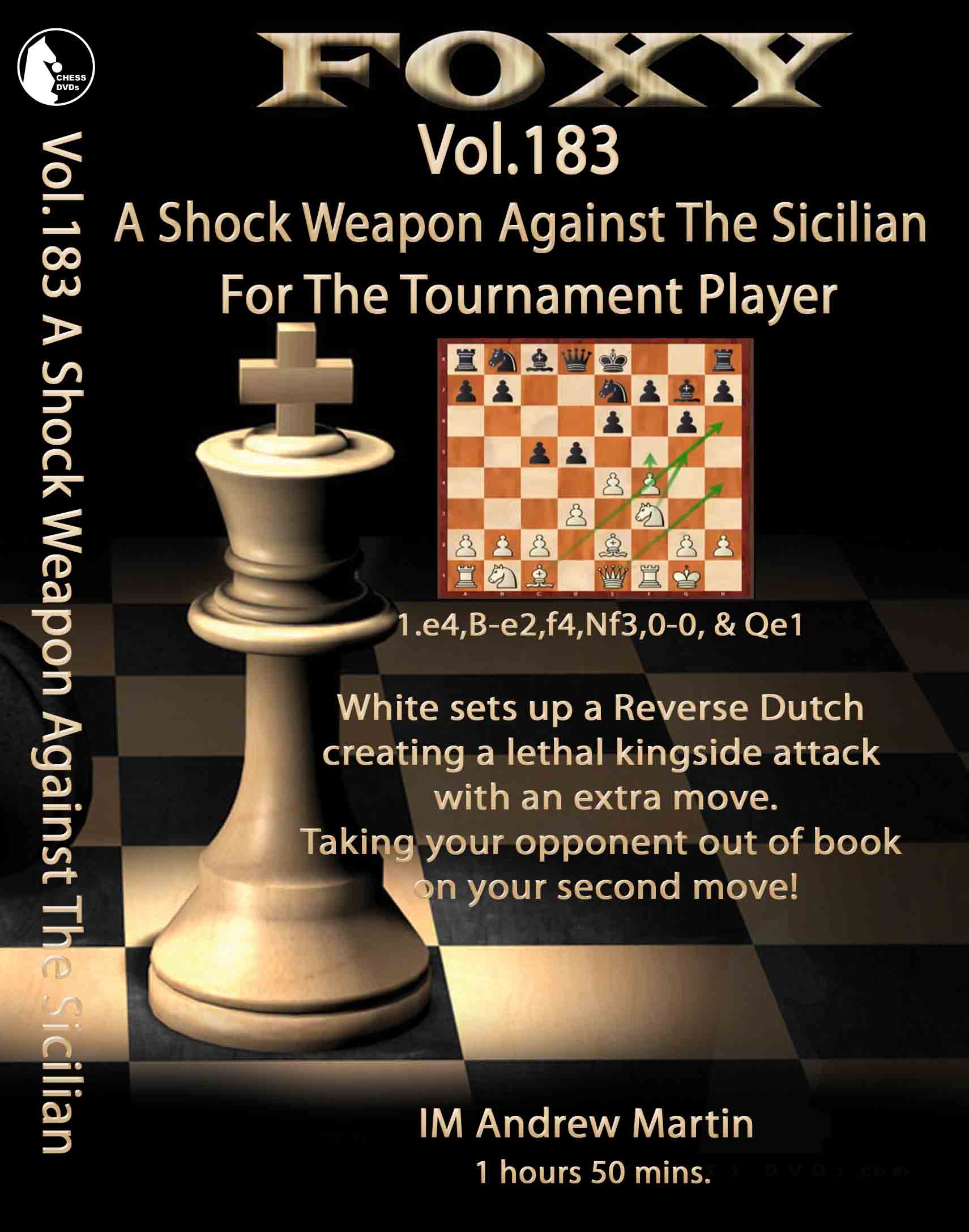 Volume 0183: A Shock Against The Sicilian – Tournament player