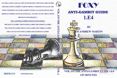 Volume 0119: Anti-Gambit Guide 1.E4