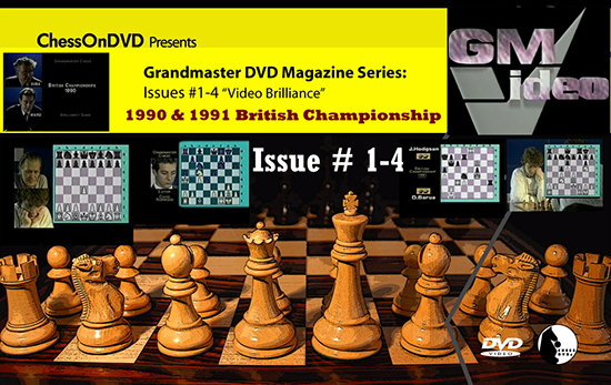 Grandmaster Magazine DVD Collection 1-4: GM DVD Brilliance! 1990