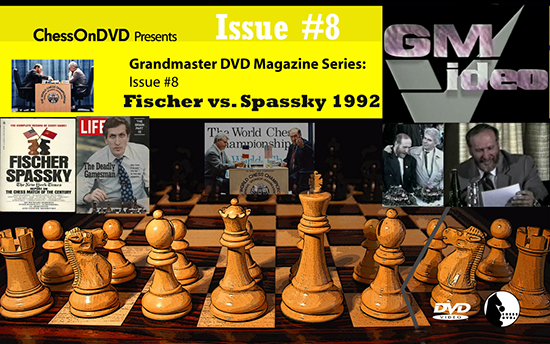 0008: Fischer-Spassky 1992 Rematch
