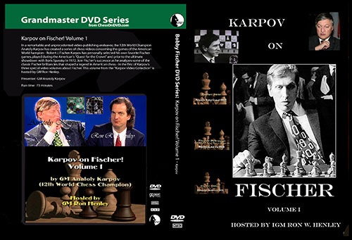 Bobby Fischer DVD Collection Karpov on Fischer Vol. 1
