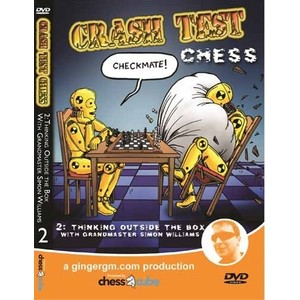Crash Test Chess Part 1&2 (Available only on DVd)
