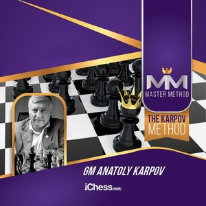 New Anatoly Karpov Master Method Dvds & 10 Bonus 10 tiles