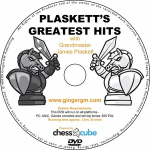 Plaskett's Greatest Hits with GM James Plaskett (Available only