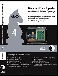 Volume 0040r - Encyclopedias of Chess Openings 4 Sperry