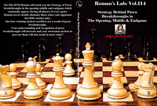 Volume 0114r - Strategy Behind Pawn Breakthroughs in the Opening