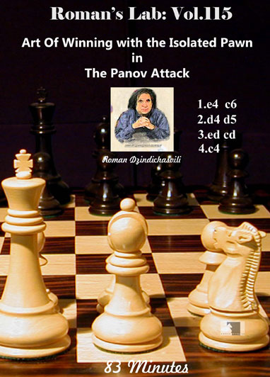 Volume 0115r - Art Of Winning with the Isolated Pawn