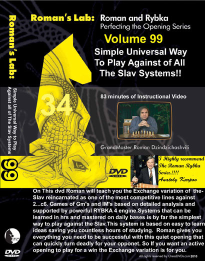 Volume 0099r - Simple Universal Way To Play Against of all