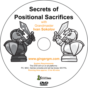 Secrets of Positional Sacrifices: Available Only on DVD