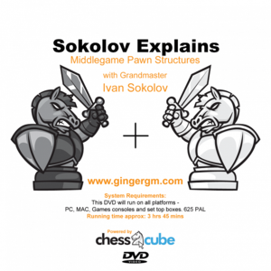 Sokolov Explains with GM Ivan Sokolov (Dvd Only)