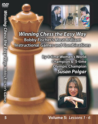 Volume 0005sp: Bobby Fischer's Most Brilliant Instructional Game