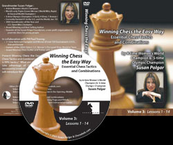 Volume 0003sp: Essential Chess Tactics and Combinations pt2