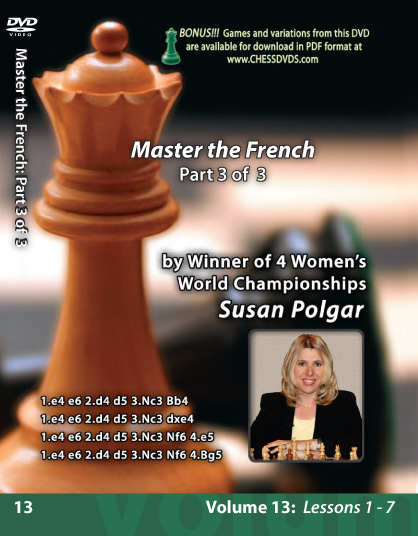 Volume 0013sp: Mastering the French - Part 3