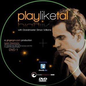 Play Like Tal 2 Dvd Set (available only on Dvd)